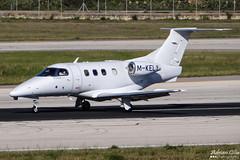 Private --- Embraer EMB-500 Phenom 100 --- M-KELY (Drinu C) Tags: plane private aircraft aviation sony 100 dsc phenom embraer mla bizjet privatejet lmml emb500 mkely hx100v adrianciliaphotography