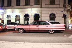 Cadillac 1961 (Drontfarmaren) Tags: old classic car vintage cadillac american bilder 1961 sundsvall bilar