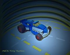 NCS Tiny Turbo (granada_turnier) Tags: classic race toy lego space turbo tiny neo moc