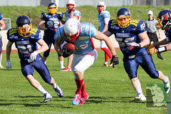"RFL15 Assindia Cardinals vs. Bonn GameCocks 12.04.2015 087.jpg • <a style=""font-size:0.8em;"" href=""http://www.flickr.com/photos/64442770@N03/16918515857/"" target=""_blank"">View on Flickr</a>"