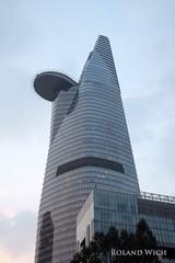 Saigon - Bitexco Tower (Rolandito.) Tags: city tower vietnam viet chi stadt ho turm financial minh saigon sai ville nam hoc hochhaus gon bitexco