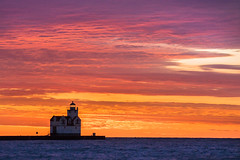 Kewaunee Morning Hues