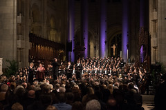 Oratorio Society of New York, Manhattan School of Music, St John the Divine