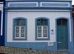 Fachada azul (John LaMotte) Tags: portugal puerta porta door algarve azul lagos infinitexposure fachada fenêtre window windows ventana janela janelas ilustrarportugal
