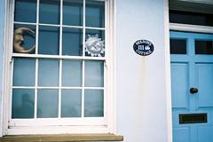 Nelson's Cottage (Not really) - Deal UK (35mm) (jcbkk1956) Tags: sun moon house film analog 35mm kent nelson olympus deal