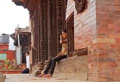 2015-03-30 04-15 Nepal 357 Bhaktapur