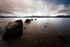 Milarrochy Bay (Tony N.) Tags: longexposure bay scotland rocks europe stirling loch lomond trossachs lochlomond rochers baie ecosse argyllandbute poselongue westdunbartonshire d810 tonyn milarrochybay milarrochy lochlaomainn nikkor1635f4 tonynunkovics
