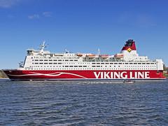 Mariella (Franz Airiman) Tags: ferry ship stockholm line viking mariella frja vikingline finlandsfrja