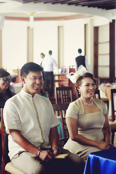 The Surprise Wedding | Vic + Laine {Wedding Photos}