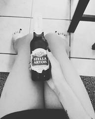 Stella artois (Jess Alberti) Tags: beach beer tattoo stellaartois athame