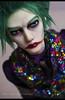 Joker2nd (vampyre_angel13) Tags: batman joker bjd dccomics hybrid sadface ringdoll dollste