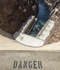 Hoover Dam (Waitingforthelight) Tags: lasvegas nevada hooverdam 2016 olympus1454