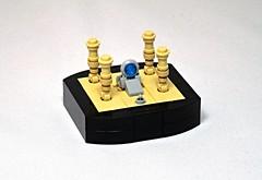 Stargate (vitreolum) Tags: lego stargate microscale vitreolum