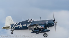 One up (dschultz742) Tags: nikon airplanes sigma painefield aviationday d810 nikonsigma 05212016 1945goodyearfg1dcorsair