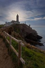 Spain: Cantabria (alexxdarkside) Tags: lighthouse faro spain cabo mayor espana santander cantabria