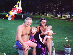 1990 Poolside 02 (tineb13) Tags: dan ray evelyn jim kelly 1990 markel starr