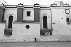 Ciudad Real (el cuervo y el jaguar) Tags: blackandwhite blancoynegro film mexico 28mm f100 sancristobal filme delta100 chiapas ilford sancristobaldelascasas ilforddelta100