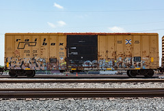 (o texano) Tags: bench graffiti wake texas know houston trains depot lays sws aker wh freights ghouls a2m benching gouls adikts