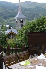 vue clocher (lejardindejosephine) Tags: montagne lesmenuires clocher les3vallees saintmartindebelleville savoirmontblanc lesmenuirs