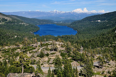 Donner Lake (J-Fish) Tags: california lake mountains sierranevada donnerlake donnerpass donnerpassroad d300s 1685mmf3556gvr 1685mmvr mcglashanpoint