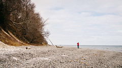 Baltica 2016 (tinto) Tags: sea beach nature outdoors coast streetphotography olympus balticsea f18 rgen ostsee prerow omd 25mm kreidefelsen m43 em10 mft dars jasmund vsco microfourthird mzuiko vscofilm mzuiko25mm18 mzuiko25mm tintography baltica2016