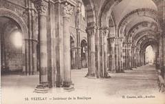 Basilique Sainte-Marie-Madeleine, Vzelay, Yonne, Bourgogne. (Only Tradition) Tags: france frankreich frana frankrijk francia franca 86 franciaorszg  frana