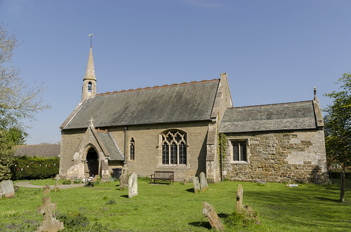 Minting (Lincs), St Andrew's church