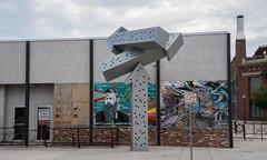 RINO - Denver, Colorado (ChrisGoldNY) Tags: chrisgoldny chrisgoldberg chrisgoldphoto forsale bookcover albumcover bookcovers albumcovers licensing america usa denver milehighcity colorado rino rivernorth graffiti streetart art urban city streets rinodistrict