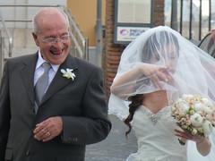 Trastevere wedding (bruvvaleeluv) Tags: wedding italy rome roma san trastevere pietro montorio templetto