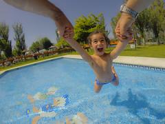 summertime (J&M Corporation) Tags: jmcorporation summertime verano piscina pool risa laugh gopro
