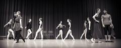 Ballet Rehearsal - Promenade (Jim Carrington - CB1 Photography) Tags: ballet monochrome cambridgeuniversity rehearsal romeoandjuliet noretblanc portrait performance cb1photography