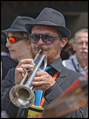 (wilphid) Tags: festival musique dfil hautesavoie musiciens harmonie cuivres faucigny marnaz