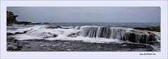 Morning sea (jongsoolee5610) Tags: seascape fishing sydney wave australia maroubra