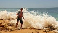 Portugal - Having fun at Hapimag Albufeira - Praia da Coelha (janvandijk01) Tags: praia portugal strand golf fun lol zee da algarve having albufeira oceaan atlantische hapimag plezier coelha