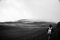Nebbia (leti zacca) Tags: travel trekking nebbia etna viaggio sicilia vulcano scalata