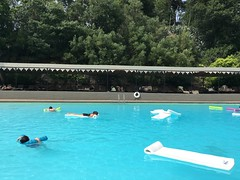 Main pool (sarahstierch) Tags: indian springs resort spa indianspringsresortandspa calistoga california travel tourism hotel getway winecountry napavalley mineralwater mineralpool swimming pool pools relaxing