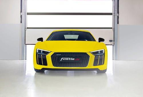 Audi R8 V10 Plus от Fostla.de
