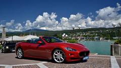 Perfectly configured (mufracsek) Tags: maserati grancabrio sport ferrari 599 gtb 599gtb austria sterreich carinthia velden wrthersee veldenamwrthersee nikon d7100 car supercar exotic auto aut 2016 red