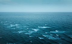 The Deep Blue Sea (Vadimkaipov) Tags: sea vungtau blue water waves travel vietnam canon5dmark2