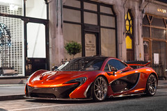 WopP1 (A.Doughty Photography Automotive Photographer) Tags: p1 mclaren v8 london kensington mayfair knightsbridge city town central night evening dinner date hypercar cars auto automotive wheel wheels drive driving
