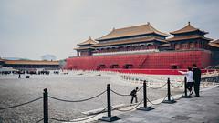Beijing '16 - Forbidden City () 06 (Barthmich) Tags:  forbidden city cit interdite  beijing pkin china chine  ligthroom trip journey voyage fuji fujifilm fujinon xe2 xf 1855mm