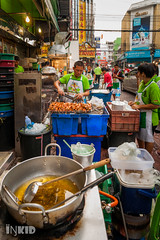 (inkid) Tags: street sea food thailand chinatown bangkok sony seafood 24mm dslr za ssm tk f20 a900