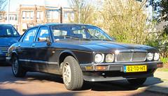 1990 Jaguar XJ6 3.2 (rvandermaar) Tags: 1990 jaguar xj6 32 jaguarxj6 jaguarxj xj sidecode6 82tdht rvdm