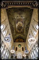 Amsterdam Royal Palace Main Hall (Michael Shoop) Tags: netherlands amsterdam canon king cityhall ceiling queen royalpalace noordholland amsterdamroyalpalace canon7dmarkii michaelshoop