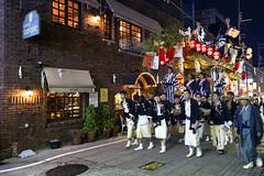 Nakano Danjiri 2015 (Ruroni Poru) Tags: festival japan night canon culture parade kobe kansai danjiri okamoto honshu