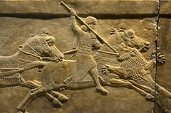British Museum, Artifacts, Assyrian -008 (haimanti.weld) Tags: uk england london museum britishmuseum 2015 nikond5100 2015springbreaklondontrip