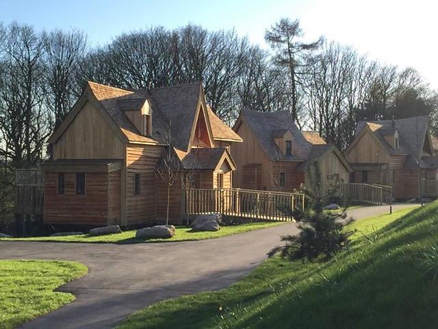 14/04/2015 - The luxury treehouses