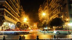 IMG_1167 (radical239) Tags: street night canon lights colours greece macedonia thessaloniki   sx220hs thessalonikinightlife