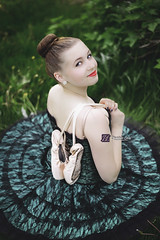 Wayback Wednesday (Danielle Earl Photography) Tags: ballet dance pointe tutu