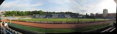 Stadion Omladinski (nemico publico) Tags: football fussball soccer serbia rad fans belgrade stadion pyro beograd fk ultras ofk serbien beograde omladinski
